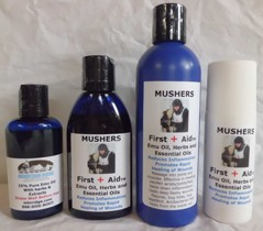 Mushers FirstAid
